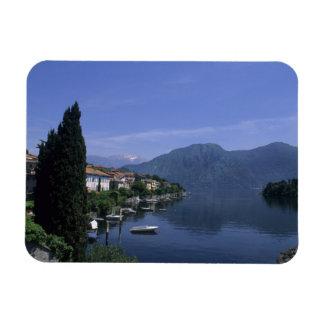 ヨーロッパ、イタリアの湖Como、Tremezzo。 北 マグネット