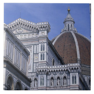 ヨーロッパ、イタリア、タスカニー、フィレンツェ。 広場のdel 2 タイル