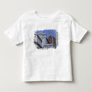 ヨーロッパ、イタリア、タスカニー、フィレンツェ。 広場のdel 2 トドラーTシャツ
