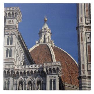 ヨーロッパ、イタリア、フィレンツェ。 大教会堂のカテドラル タイル