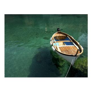 ヨーロッパ、イタリア、リグーリア州の地域、Cinque Terre、3 ポストカード