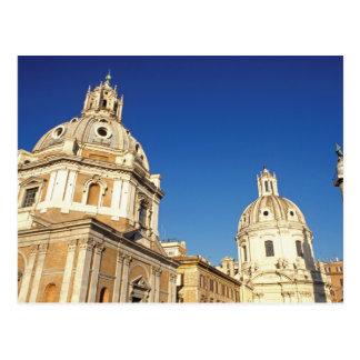 ヨーロッパ、イタリア、ローマ。 サンタマリアDi Lorento ポストカード
