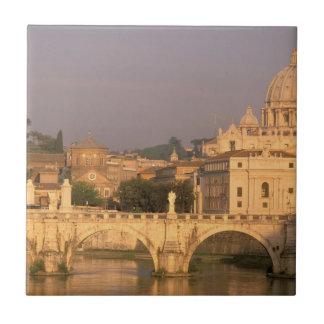 ヨーロッパ、イタリア、ローマ、バチカン。 バシリカ会堂サン タイル
