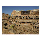 ヨーロッパ、イタリア、ローマ。 Colosseum (別名 ポストカード