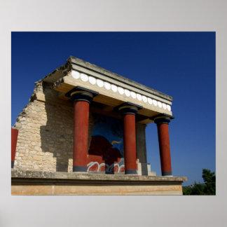 ヨーロッパ、ギリシャ、クレタ(別名Kriti)、イラクリオン2 ポスター
