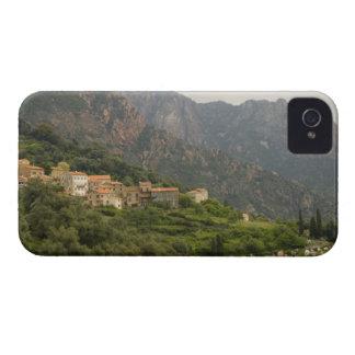 ヨーロッパ、フランス、コルシカ、Ota。  Otaの町 Case-Mate iPhone 4 ケース
