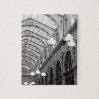 ヨーロッパ、フランス、パリ。 インテリア、Galerie ジグソーパズル