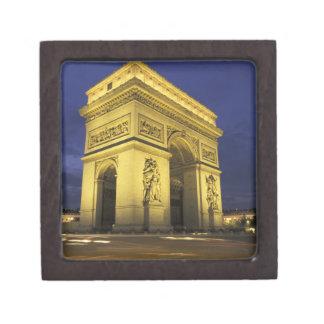 ヨーロッパ、フランス、パリ。 凱旋門 ギフトボックス