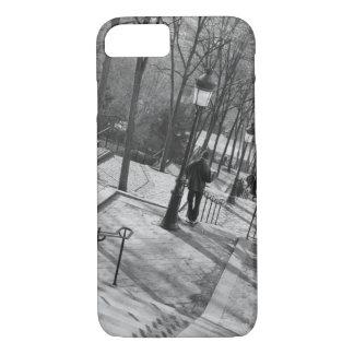 ヨーロッパ、フランス、パリ、Montmartre: 朝 iPhone 8/7ケース