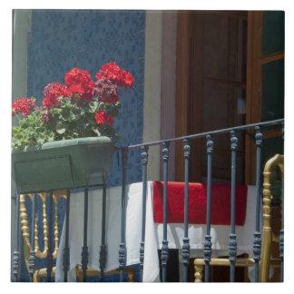 ヨーロッパ、ポルトガル。 Sintra.の歴史上有名な町 タイル