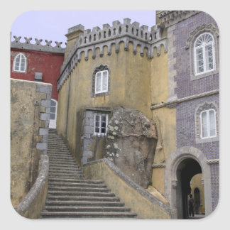 ヨーロッパ、ポルトガル、Sintra。 Penaの国民2 スクエアシール