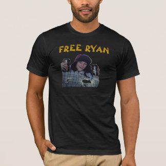 ライアンの自由なTシャツ Tシャツ