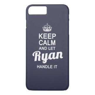 ライアンをそれを扱うことを許可して下さい! iPhone 8 PLUS/7 PLUSケース
