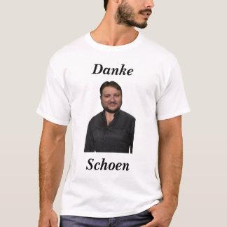 ライアンニュートン、Danke Schoen Tシャツ
