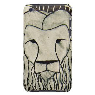 ライオンおよび自由のipod touchのカバー Case-Mate iPod touch ケース