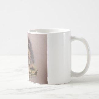 ライオンのサファリ コーヒーマグカップ