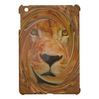 ライオンのスマイル iPad MINI CASE