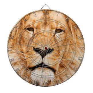 ライオンのダート盤 ダーツボード