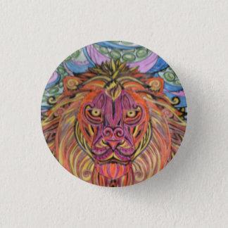 ライオンのバッジ 缶バッジ