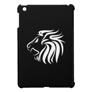 ライオンのピクトグラムのiPad Miniケース iPad Miniカバー