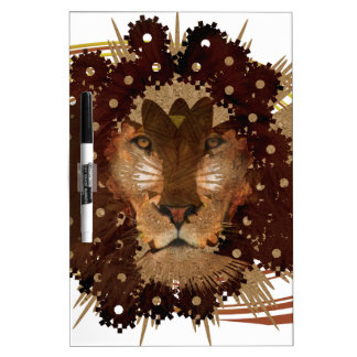 ライオンのプライド ホワイトボード