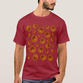 ライオンのヘッドパターン#2 Tシャツ