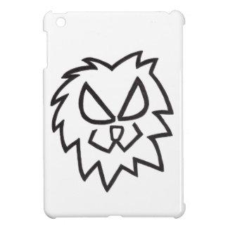 ライオンのヘッドIPad Miniの場合 iPad Miniカバー