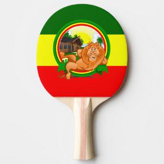 ライオンのラスタ 卓球ラケット