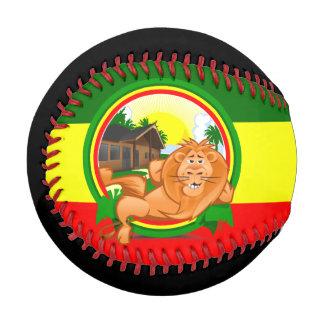 ライオンのラスタ 野球ボール