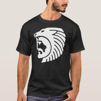 ライオンの人、ギリシャのレリーフ、浮き彫りのデザイン Tシャツ