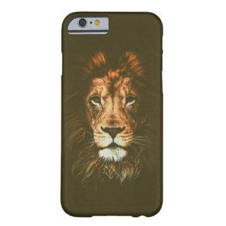 ライオンの例 BARELY THERE iPhone 6 ケース