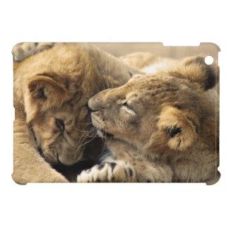 ライオンの子の親友 iPad MINIケース