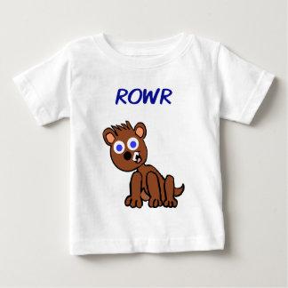 ライオンの子のTシャツ ベビーTシャツ