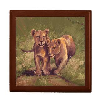 ライオンの子 ギフトボックス