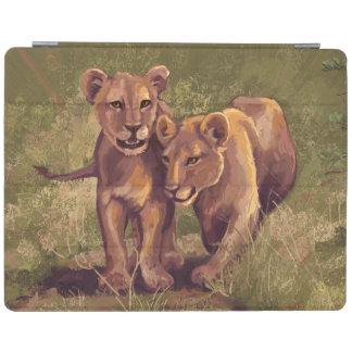 ライオンの子 iPadスマートカバー