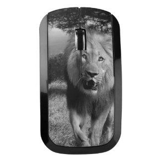 ライオンの山猫 ワイヤレスマウス