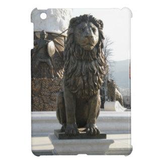ライオンの彫像 iPad MINI CASE