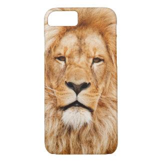 ライオンの携帯電話の箱 iPhone 8/7ケース