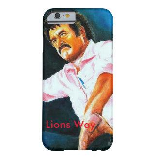 ライオンの方法 BARELY THERE iPhone 6 ケース