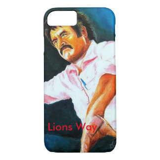 ライオンの方法 iPhone 8/7ケース