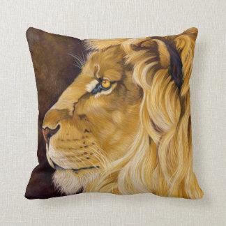 ライオンの枕 クッション