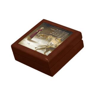 ライオンの洞穴の聖書の芸術の聖なる書物、経典のダニエル ギフトボックス