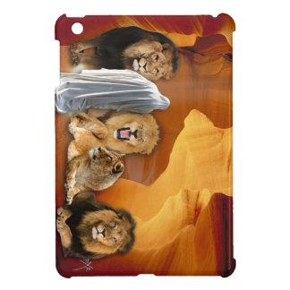 ライオンの洞穴 iPad MINI カバー
