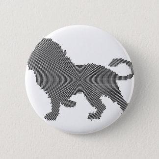 ライオンの点 缶バッジ