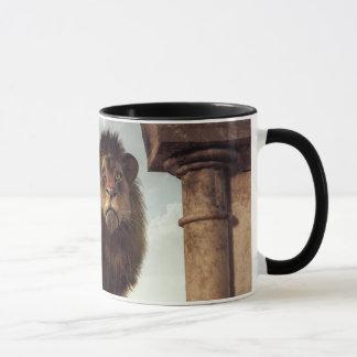 ライオンの王国へのドア マグカップ