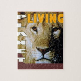 ライオンの生きている惑星 ジグソーパズル