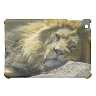 ライオンの終わり iPad MINI カバー