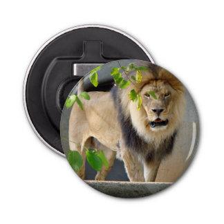ライオンの野性生物の栓抜き 栓抜き