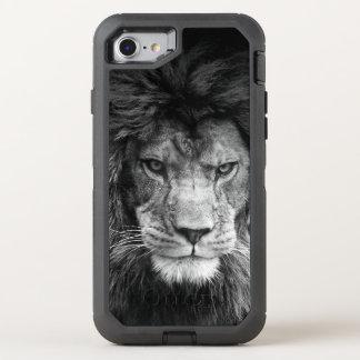 ライオンの鉛I7P オッターボックスディフェンダーiPhone 8/7 ケース