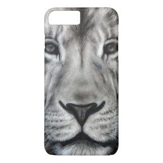 ライオンの電話箱 iPhone 7 PLUSケース